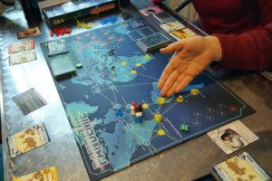 Spielewochenende 2017 - Pandemie