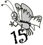 Logo des 15. Pyramidales Jonglier- und Kleinkunstfestivals